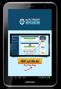 Auto Profit Replicator apk screenshot