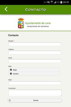 Ayuntamiento de Pola de Lena apk screenshot