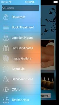 Azul Massage apk screenshot