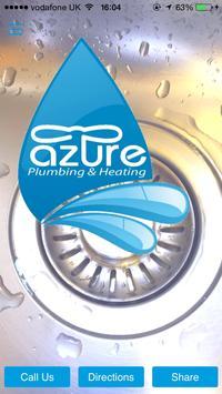 Azure Plumbing poster
