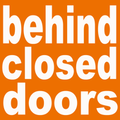 behind closed doors icon