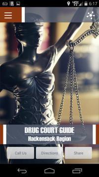 Drug Court Guide: Hackensack poster