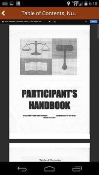 Drug Court Guide: Hackensack apk screenshot