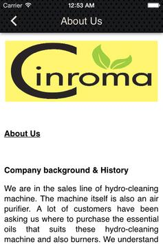 Cinroma Essentials apk screenshot