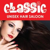 Classic Unisex Hair Saloon icon