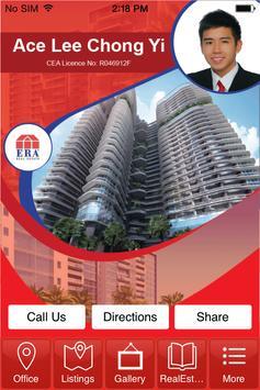 Ace Lee Chong Yi Real Estate apk screenshot