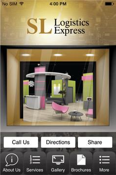 SL Logistic Express poster