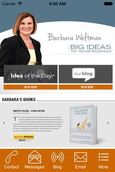 Big Ideas for Small Business® poster