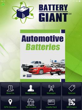 Battery Giant Detroit apk screenshot