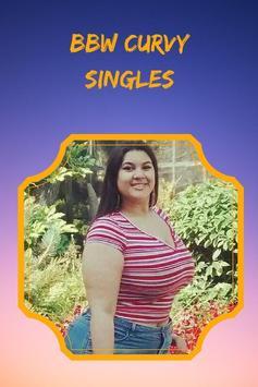 BBW Curvy Singles poster
