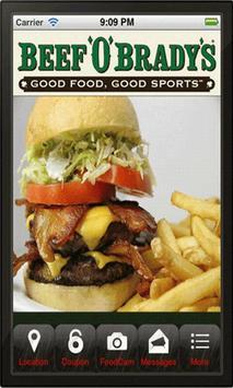 Beef O Brady's Citrus Park poster