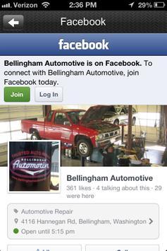 Bellingham/Burlington Auto apk screenshot