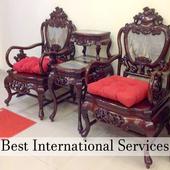 Antiques Furniture icon