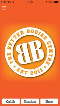Better Bodies poster