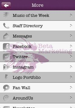 Beta Marketing apk screenshot