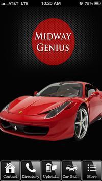 Midway Genius poster