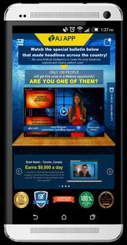 Binary A.I App poster