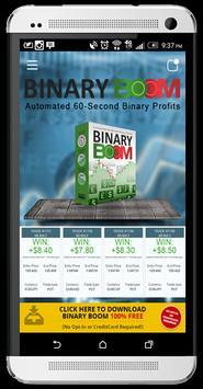 Binary Boom poster