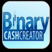 Binary Cash Creator icon