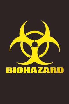 Biohazard Smoke Shop poster