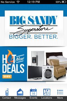 Big Sandy Superstore poster
