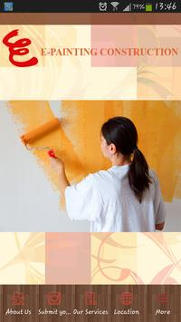 E-Painting poster