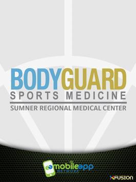 Body Guard Sports Medicine poster