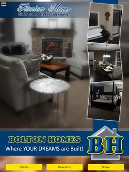 Bolton Mfd. Homes, Inc. poster