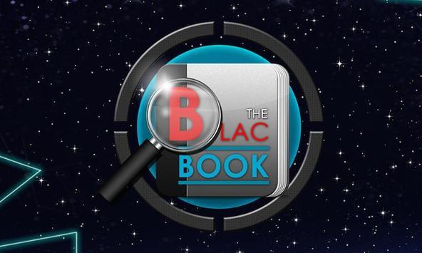 The Blacbook apk screenshot