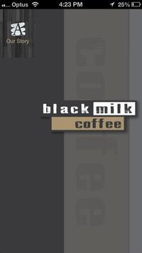 Black Milk Coffee apk screenshot