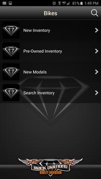 Black Diamond Harley-Davidson apk screenshot