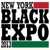 Black Expo icon