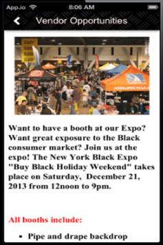 Black Expo apk screenshot