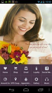Bliss Flowers poster