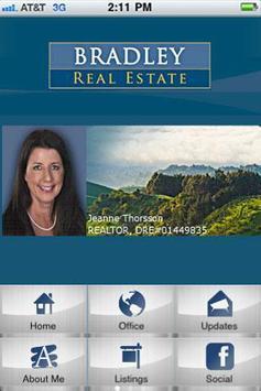Bradley Real Estate poster