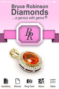 Bruce Robinson Diamonds apk screenshot