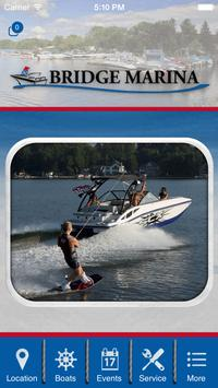 Lake Hopatcong Boater's App. poster