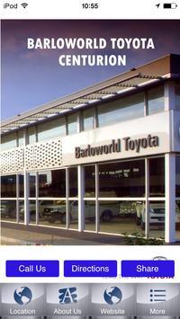 Barloworld poster