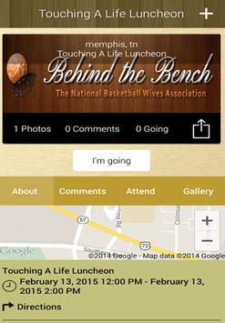Behind The Bench apk screenshot
