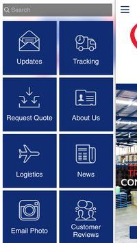 BTi Logistics apk screenshot