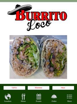 Burrito Loco On The Lake apk screenshot