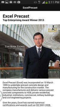 BEI Asia Awards apk screenshot