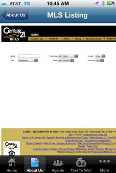 C21 Triad apk screenshot