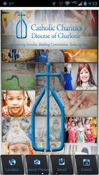 Catholic Charities poster