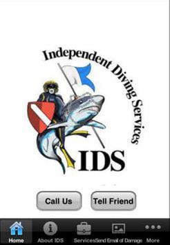 Independent Diving Services apk screenshot