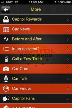 Capitol Body Shop apk screenshot