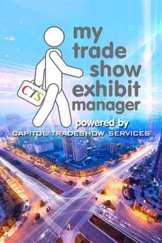 CTS Exhibit Manager poster