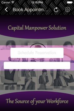 Capital Manpower Solution apk screenshot