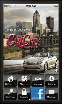 Car City West - Des Moines, IA poster