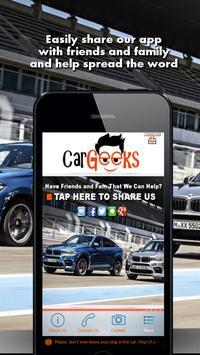 CarGeeks: Car Buying Made Fun! apk screenshot